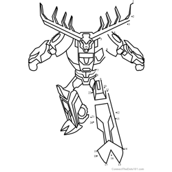 Thunderhoof from Transformers