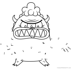 Mama Monster from Breadwinners