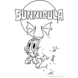 Bunnicula Flying