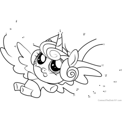 Flurry Heart My Little Pony