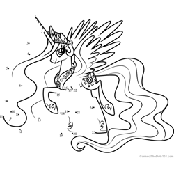 Princess Celestia My Little Pony