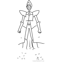 Yellow Diamond Full Body