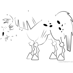 Horse from Total Drama