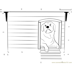 Natural Sci Dog House