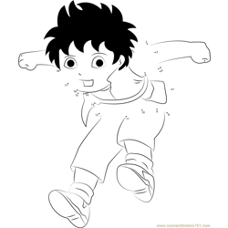Diego Jumping