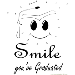 Smile You've Graduated