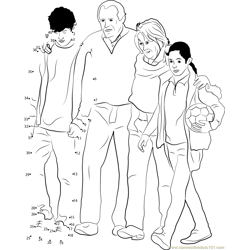 Walk With Their Grandchildren
