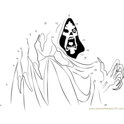 Grim Reaper Scary