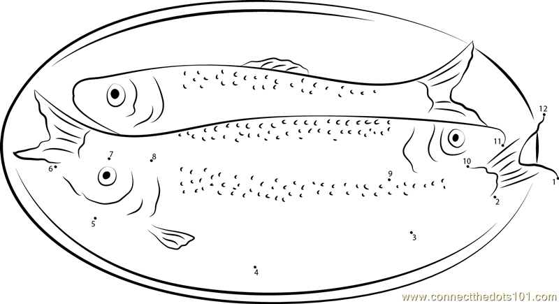 herring coloring pages - photo#37