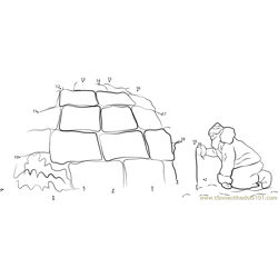 Santa Claus Igloo