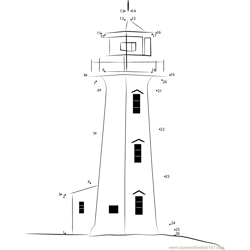 Peggys Point Lighthouse