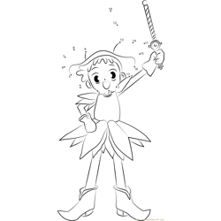 Magical Doremi Ready to Fight