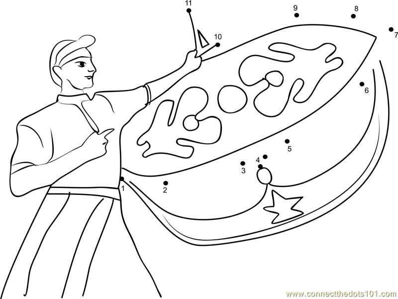 Wau Bulan Cultural Symbol dot to