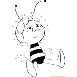 Maya The Bee Fall