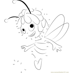 Maya the Bee by Johnjoseco