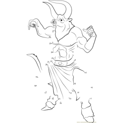 Mythical Creatures Minotaur