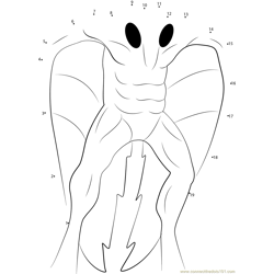 Mothman by Swyattart