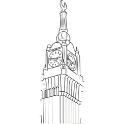 Saudi Arabia Clock Tower