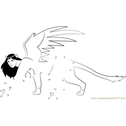 Mythical Creatures Sphinx