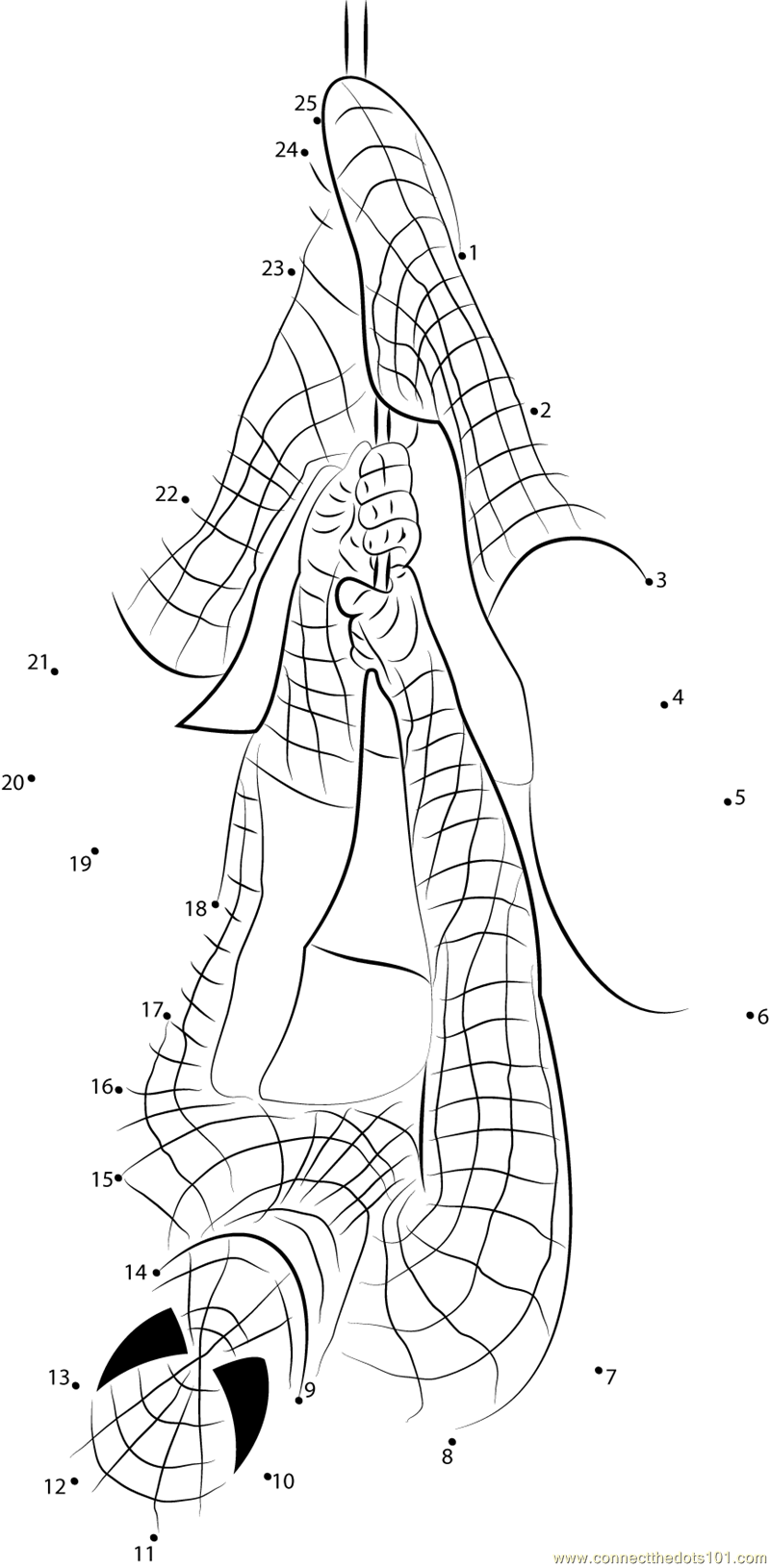 Dot Addition Wfun X also Angry Spiderman Connect Dots additionally Superman likewise Octonautspreview Thumb further Original. on dot to worksheets 1 20