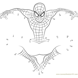 Dynamic Spiderman