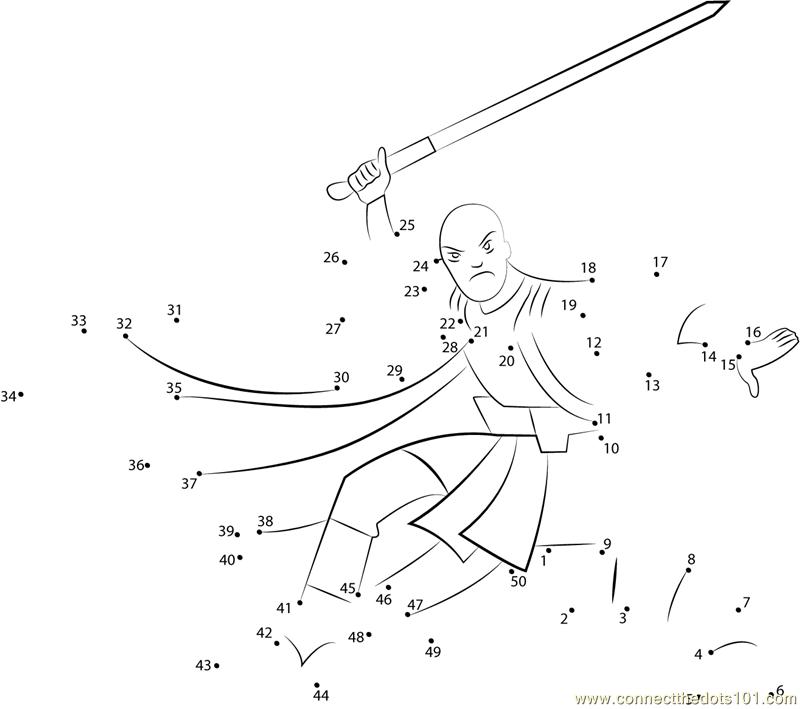 Battle of Dantooine dot to dot printable worksheet ...