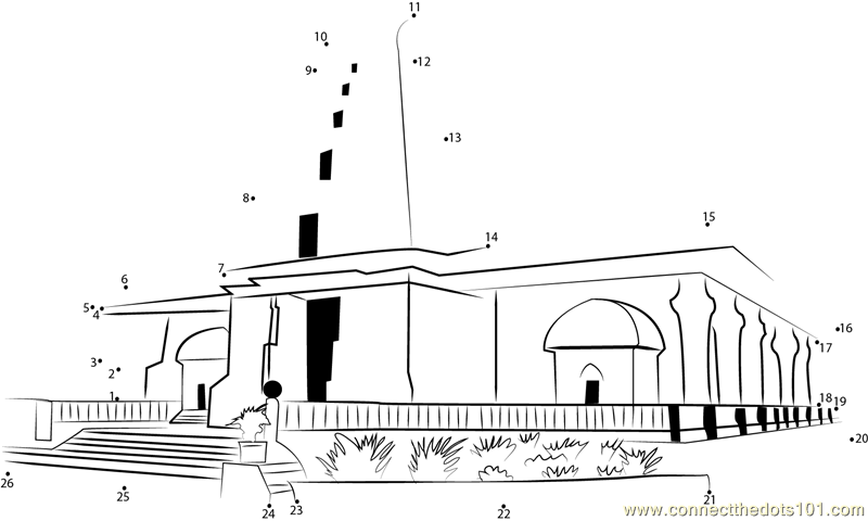 Nadi Hindu Temple   Connect the Dots for KidsNadi Hindu Temple dot to dot printable worksheet   Connect The Dots. Indian Temple Architecture Pdf. Home Design Ideas