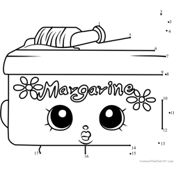 Margarina Shopkins