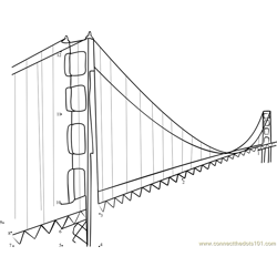 The Golden Gate Bridge is just One Famous Attraction