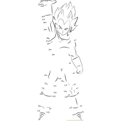 A Fictional Character Vegeta