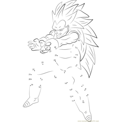 Powerful Vegeta