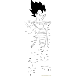 Vegeta Looking You