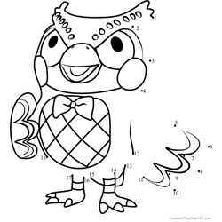 Blathers Animal Crossing