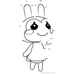 Bunnie Animal Crossing