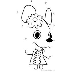 Flossie Animal Crossing