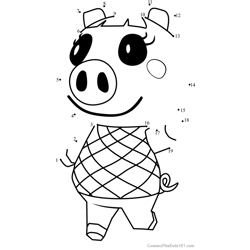 Lucy Animal Crossing