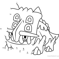 Pokemon Bastiodon