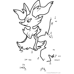 Pokemon Braixen