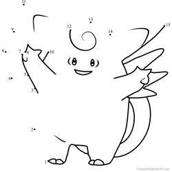 Pokemon Clefable