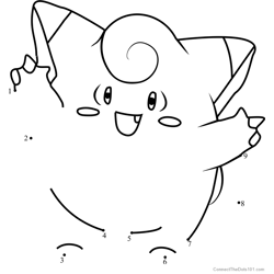 Pokemon Clefairy