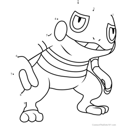 Pokemon Croagunk