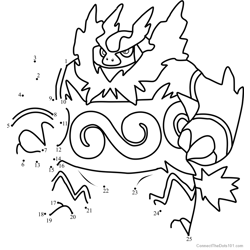 Pokemon Emboar