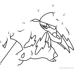 Pokemon Excadrill