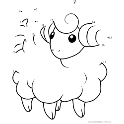Pokemon Mareep