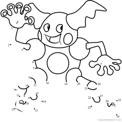 Pokemon Mr. Mime