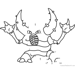 Pokemon Pinsir