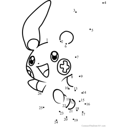 Pokemon Plusle