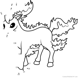 Pokemon Ponyta