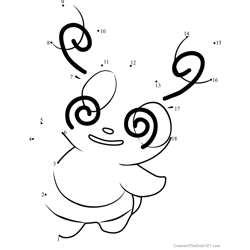 Pokemon Spinda