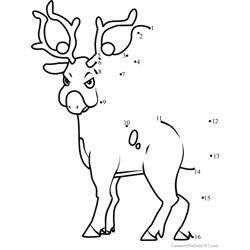 Pokemon Stantler